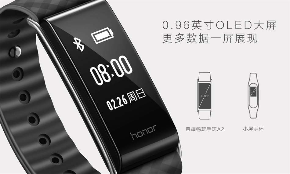 Huawei honor band A2-ukraine