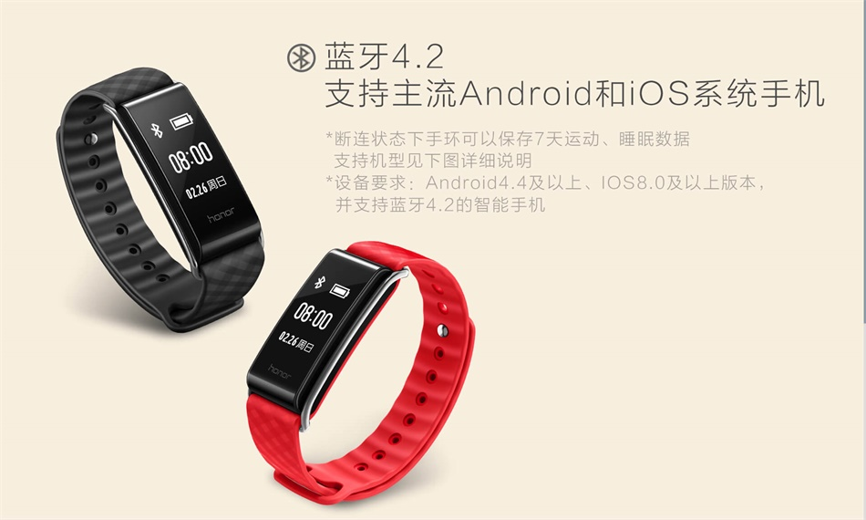 Huawei honor band A2-heart21212121212