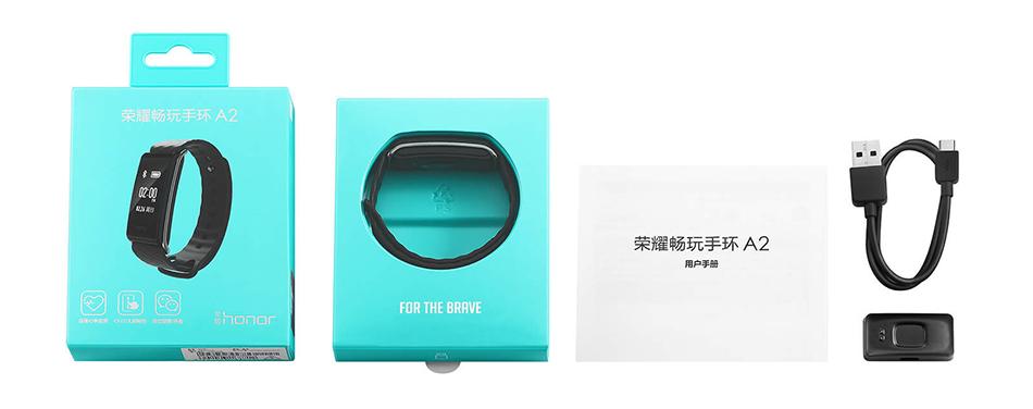 Huawei honor band A2-komplekt