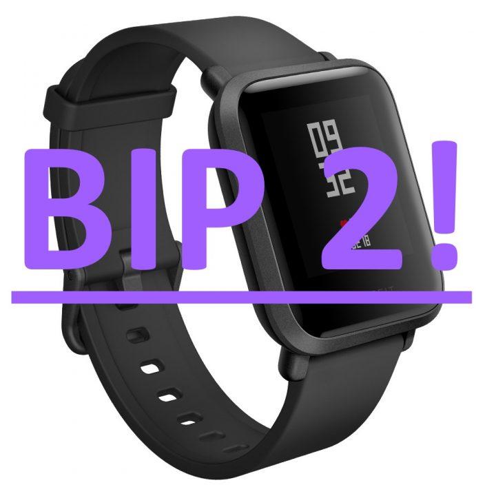 Купить Amazfit bip 2 в Украине