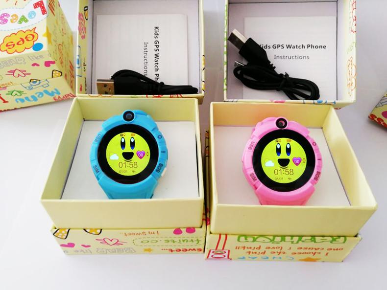 Купить детские часы q360 с GPS в Украине