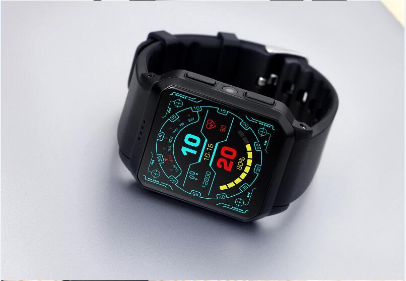 Купить в Украине часы смарт KW06