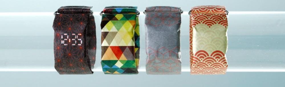 Купить Paper watch в Украине
