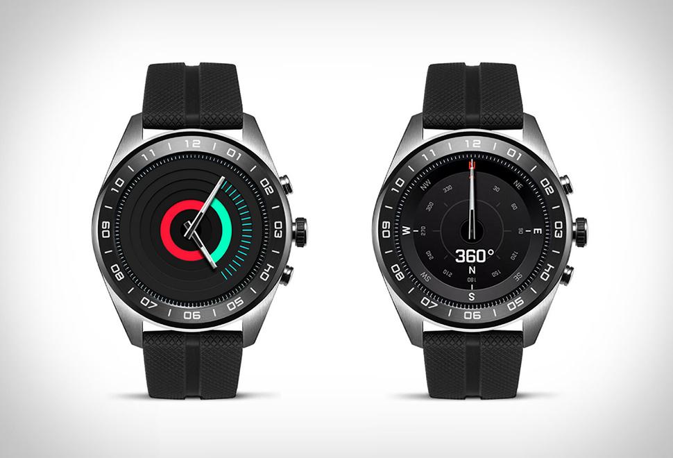 Купить в Киеве LG watch W7