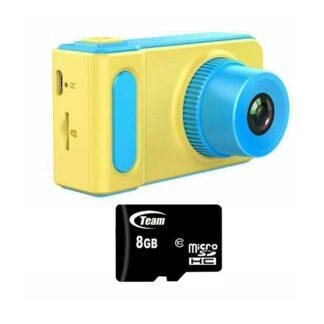 Купить детский фотоапарат с картой памяти