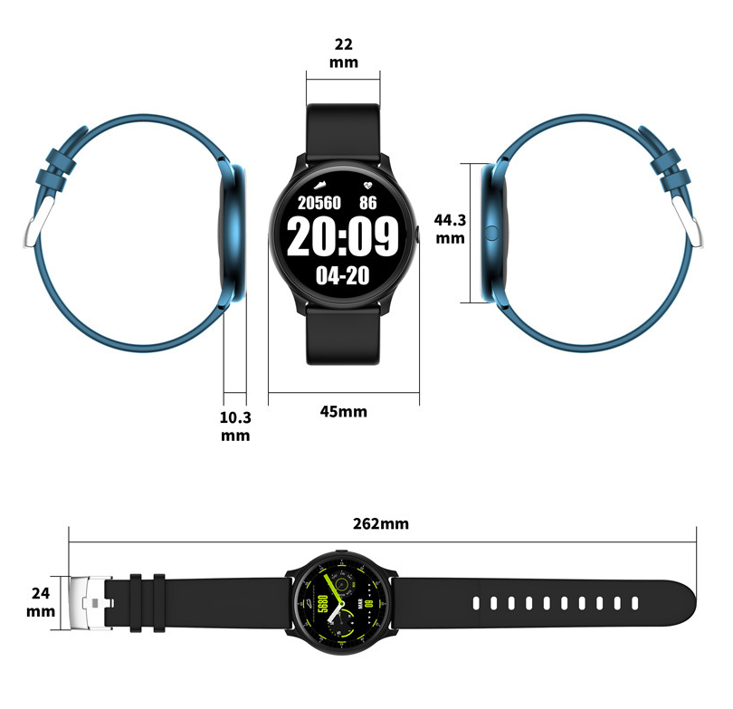 Купить смарт часы KingWear KW13 в украине