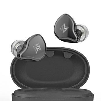 KZ-S1-Динамический-драйвер-гибридные-TWS-Bluetooth-5-0-Беспроводные-наушники