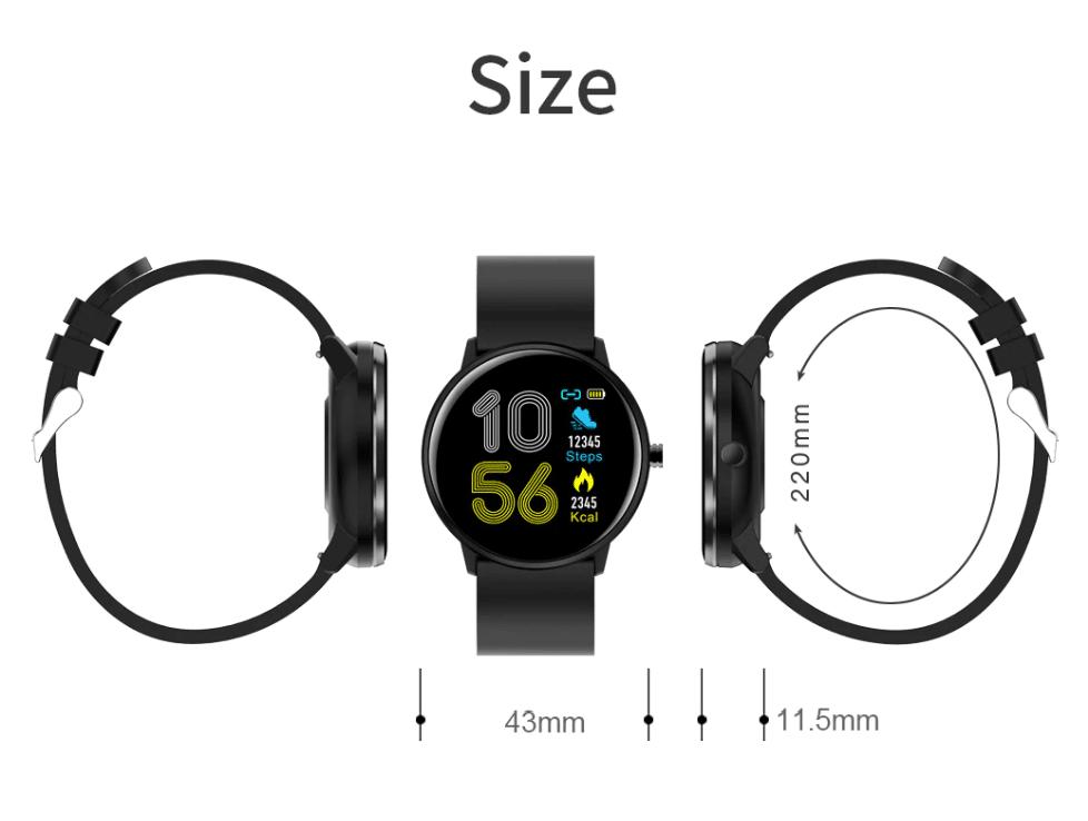 MX6 Смарт часы с тонометром купить