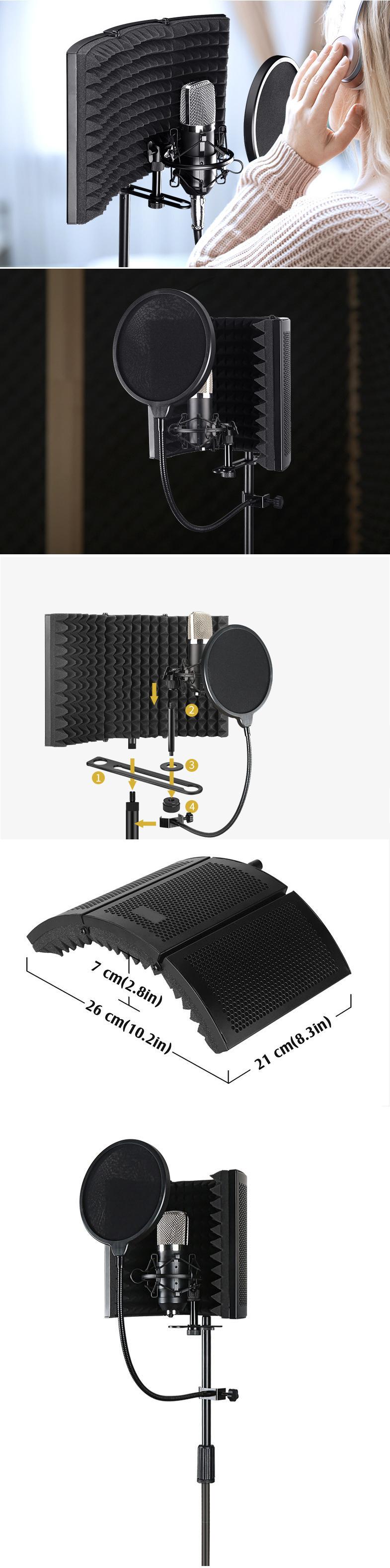 акустична система для мікрофону купити