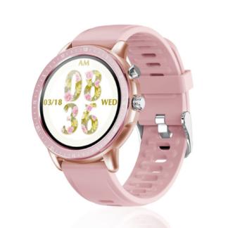 Смарт часы SENBONO S02 с пульсометром, монитором артериального давления,