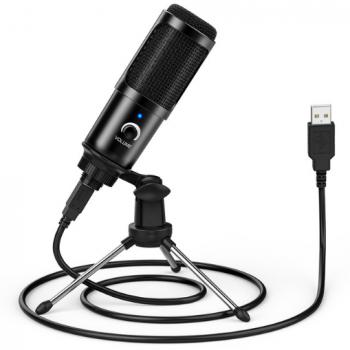 SB микрофон для ПК конденсаторный микрофон вокал Студийный микрофон dm-18