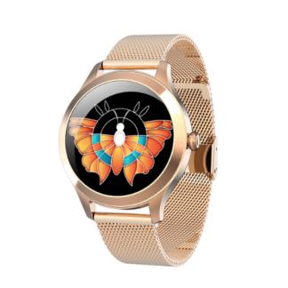 купити смарт годинник KINGWEAR KW10 Pro Смарт часы для женщин