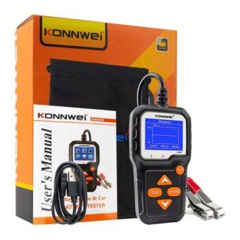 Konnwei-Kw650-Battery-Tester-тестер аккумуляторный купить