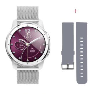 Мужские Смарт часы MAFAM MX11 2020, женские MP3 Смарт часы с наушниками,